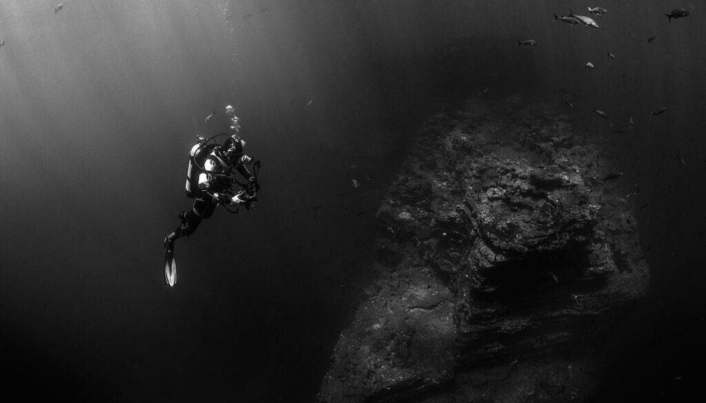 Underwater Scuba Trip